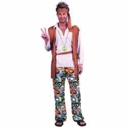Verkleed kleding hippies
