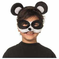 Verkleedsetje panda feest kinderen