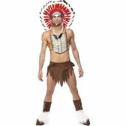Village People disco pak indiaan