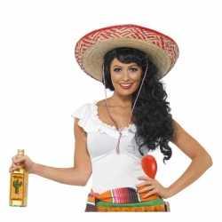 Voordelige mexico verkleedset feest dames