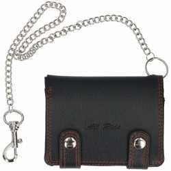 Voordelige portemonnees zwart 12,4 centimeter